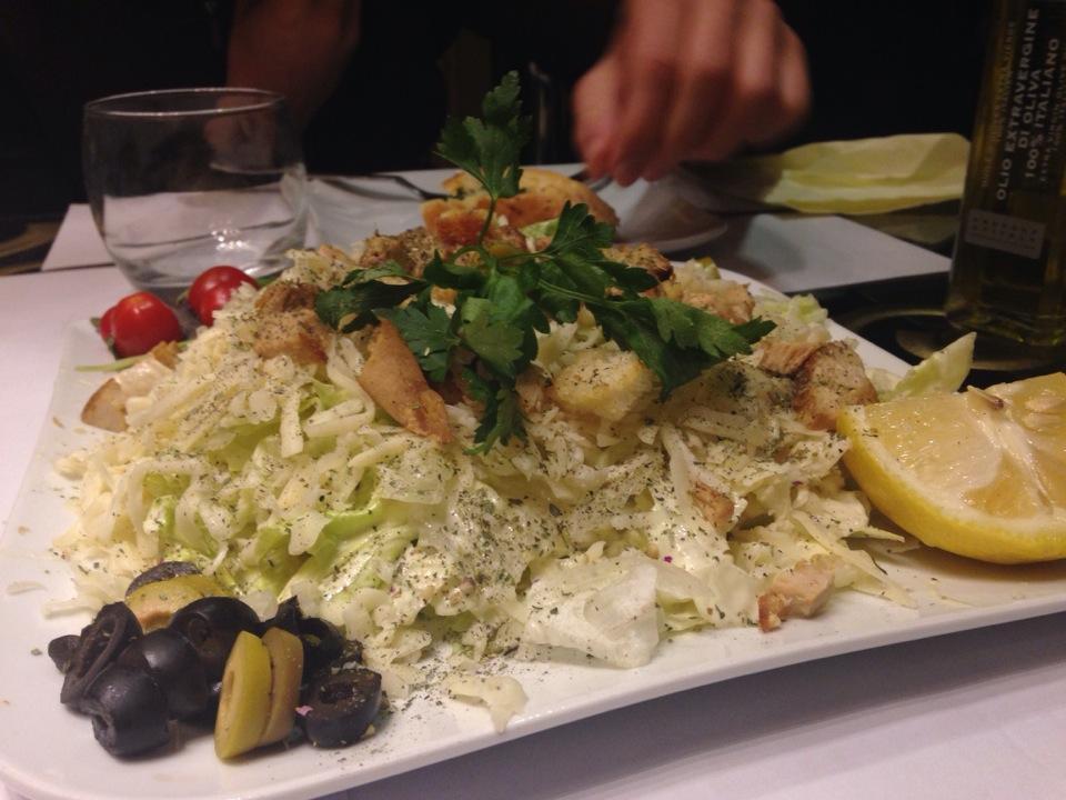 عکس پروفایل ایتالیایی رستوران ایتالیایی آرتیشو