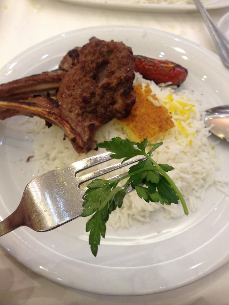 عکس پروفایل رستوران ایرانی رستوران شاندیز ماهان