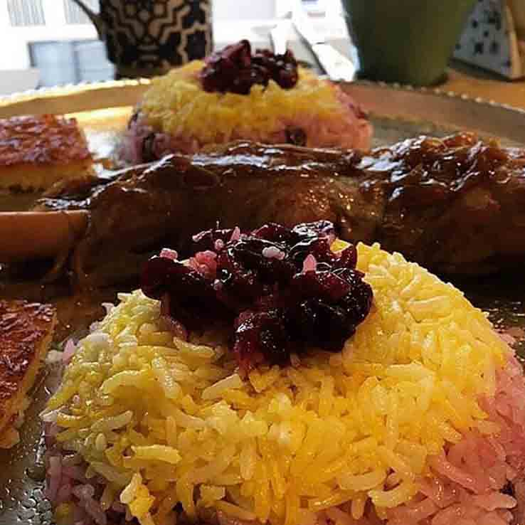 عکس پروفایل رستوران ایرانی کافه کباب هیوا