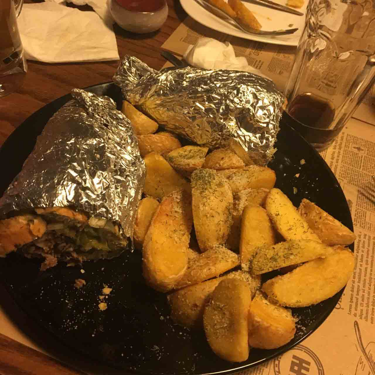عکس پروفایل ایتالیایی کافه رستوران تکسین