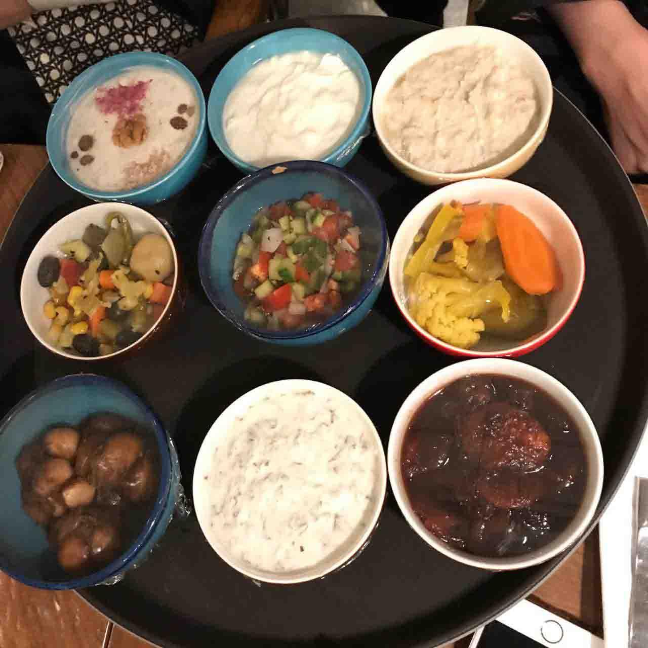 عکس پروفایل رستوران ایرانی رستوران ماهی سفید