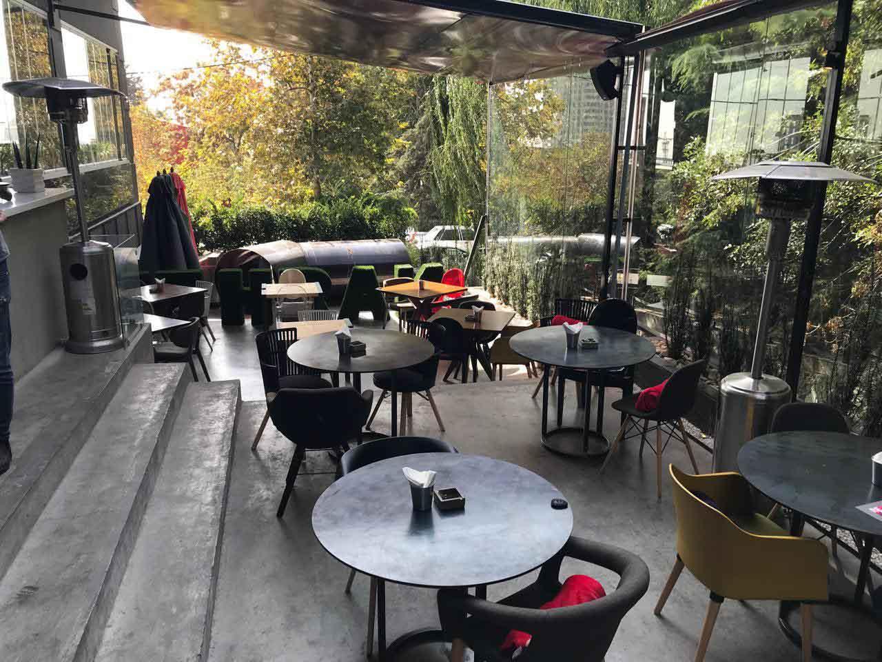 عکس پروفایل کافه ها کافه رستوران راندو