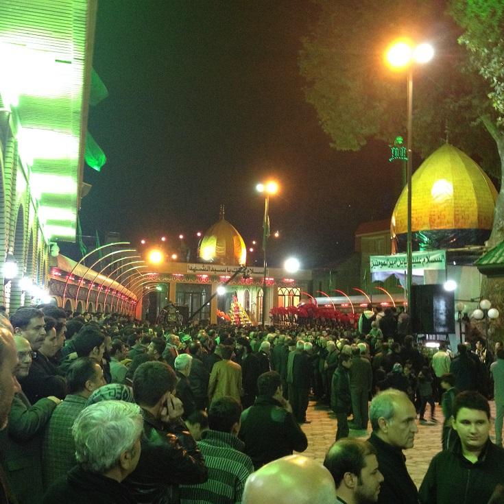 عکس پروفایل تكيه حسينه و هيات تکیه محله قاضی دماوند