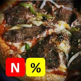 عکس پروفایل پیتزا و همبرگر رستوران ایتالیایی رامادا