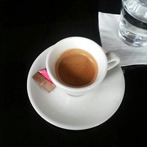 کافه قهوه سِت