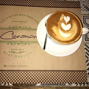 کافه رستوران سینامون