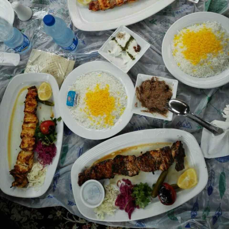 عکس پروفایل رستوران ایرانی دهکده